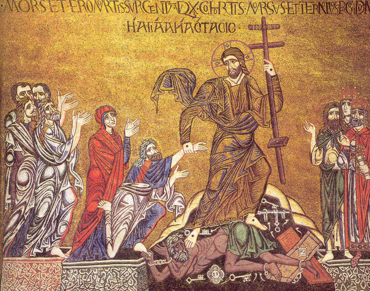 Risultati immagini per pasqua cristo risorto